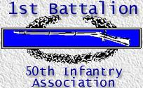 1st 50th Infantry Association